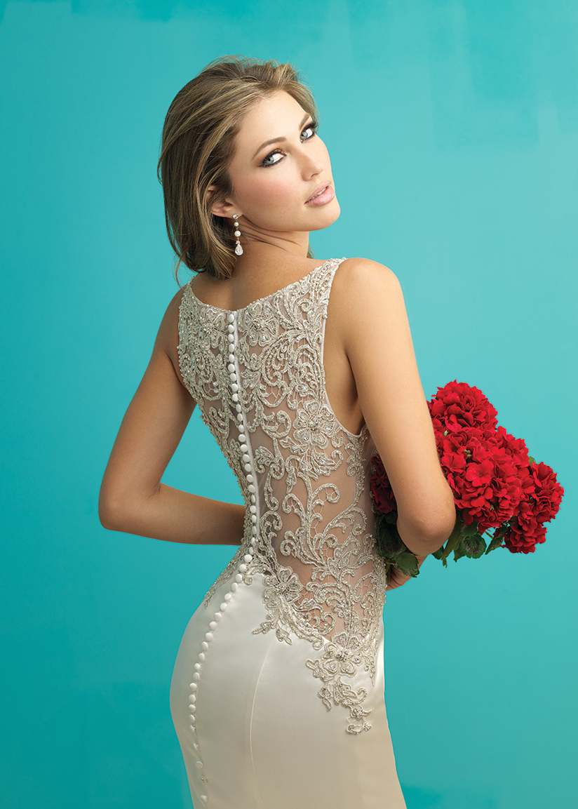 Allure Bridal Gown 2015