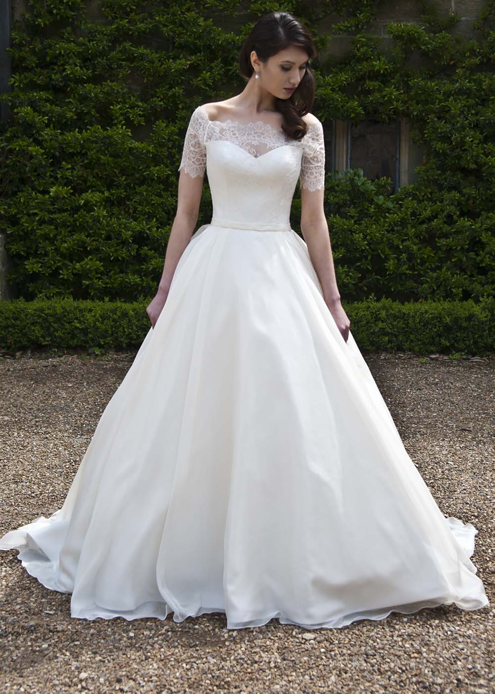 Bridal gowns jacqueline 39 s bridal for Wedding dresses in augusta ga