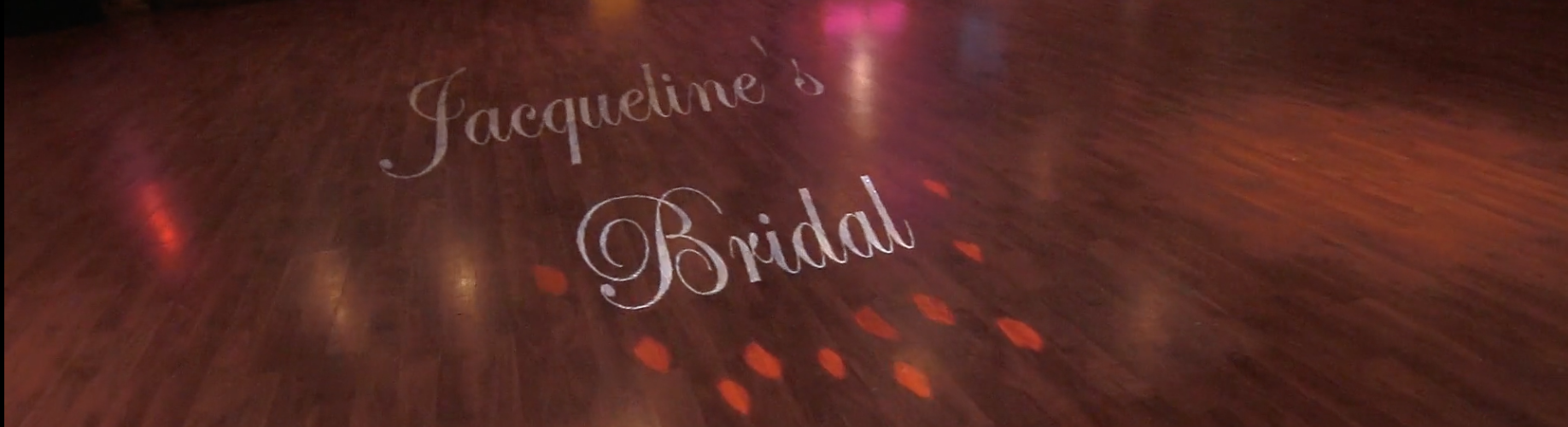 Jacqueline's Bridal Wedding Rewind Video